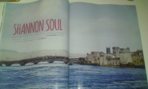 Limerick featured in Aer Lingus Cara magazine